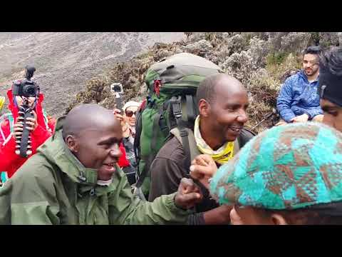 Kilimanjaro climbing with Sote Tours & Travel