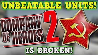 Company of Heroes 2 IS A PERFECTLY BALANCED GAME WITH NO EXPLOITS - Russian Bias Only Challenge