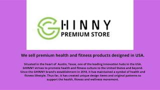 Premium Bottled Water - Ghinny