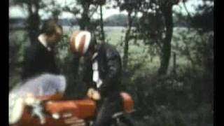 Race Nederlandse Motorsportbond in Oisterwijk 1971.