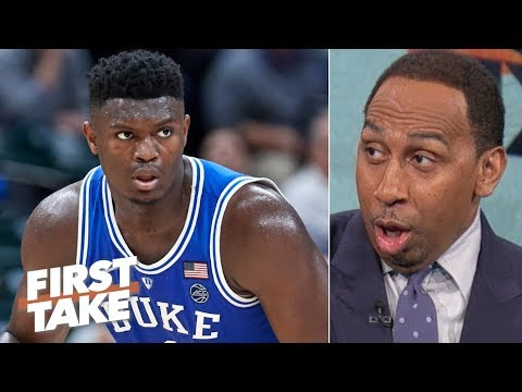 "Download Stephen A. on Duke's blowout win vs. Kentucky: ""My God"" 