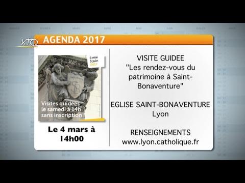 Agenda du 17 février 2017