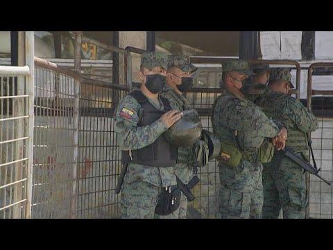 Κατάσταση έκτακτης ανάγκης στις φυλακές του Εκουαδόρ