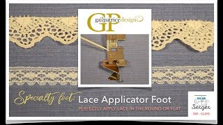 Perfect Lace Application ~ Made Easy!