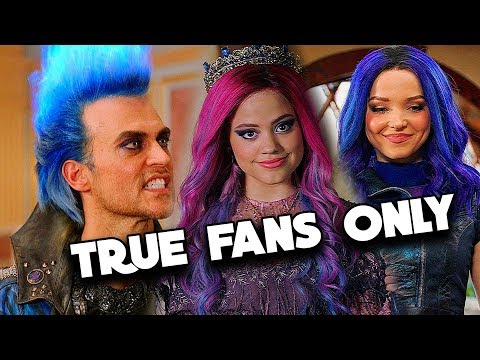 Only True Fans Can GUESS The SONG In 1 SECOND From DESCENDANTS 3