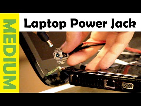 How to Fix Laptop DC Power Jack for Good