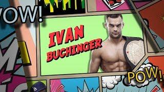 Level Lama vs Ivan Buchinger #lvl lama UFC 3