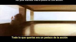 Dire Straits - Setting me Up (Subtitulos español - inglés)