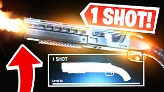 1 SHOT CLASS SETUP in WARZONE! HUGE BUFF! (Modern Warfare Warzone)