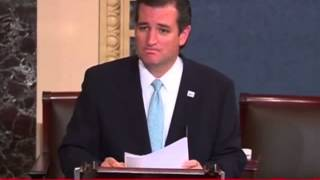 Ted Cruz: Ain't Nobody Got Time For That
