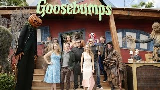 Goosebumps Premiere