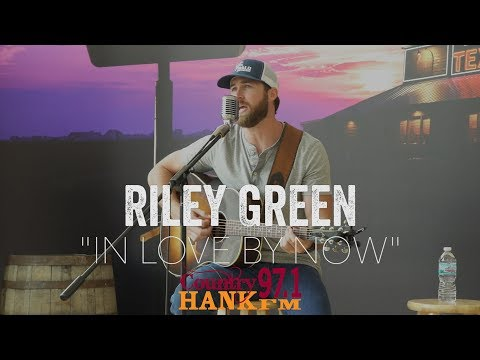 Riley Green - In Love By Now (Acoustic)