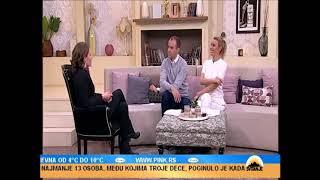 dr Bojana Mandić gostovanje na TV Pink u emisiji Svitanje