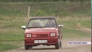 Житель Минусинского района из старой «Оки» сконструировал электромобиль