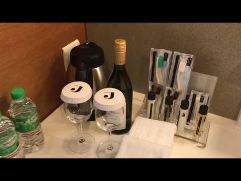Hotel Jen Hong Kong Club Room 2702 Hotel Review June 2017