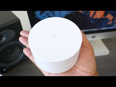Google WiFi Router Review!