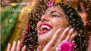 Thana Pranale Neevani Full Video Song | Pelli Pusthakam shortfilm video song | Thana Pranale Lyrics