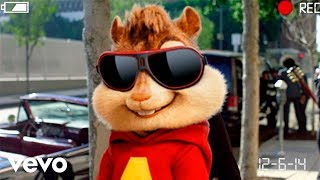 Maroon 5 - Sugar - Alvin and the Chipmunks