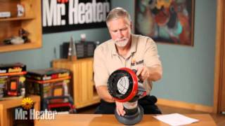 Propane Radiant Heater >> MH4B Little Buddy Heater | Mr. Heater