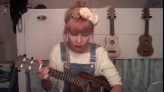 ready or not~ ukulele cover by Grace VanderWaal