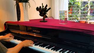Chắc ai đó sẽ về (Piano cover - Hòa âm) - Nguyen Huyen Vu
