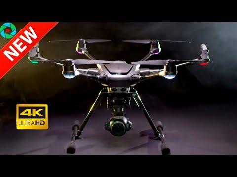 LOS 5 MEJORES DRONES PARA VÍDEO Y FOTOGRAFÍA DEL 2018|| IMPRESIONANTE GRABACIÓN 4K