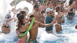 RIU Pool Party In Punta Cana