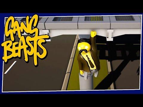 Gang Beasts - #289 - Used Car Salesmen