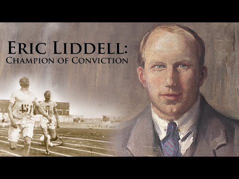 Eric Liddell: Champion Of Conviction DVD movie- trailer