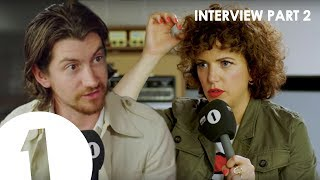 My Fear Was Hed Be Underwhelmed: Alex Turner Talks Arctic Monkeys | Part 2/3