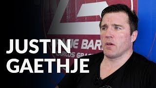 Justin Gaethje continues his undefeated streak...