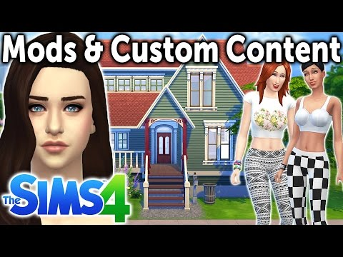 How To Install Mods & Custom Content Into The Sims 4! Mp3
