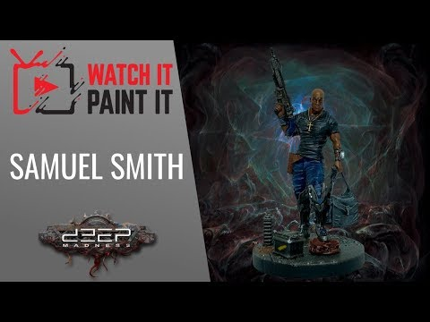 Deep Madness - Painting Samuel Smith (Captain)