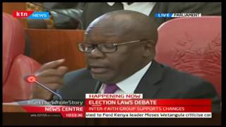 Githu Muigai: Let's listen more to IEBC and what they are saying
