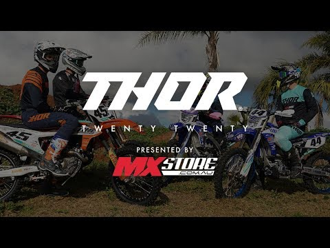 Thor PRIME PRO BADDY Jersey Video