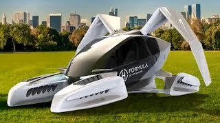 TOP 6 REAL FLYING CARS COMING BEFORE 2020