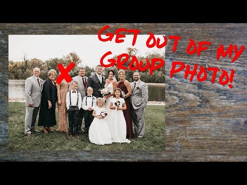 Removing a Person from a Group Photo in Photoshop