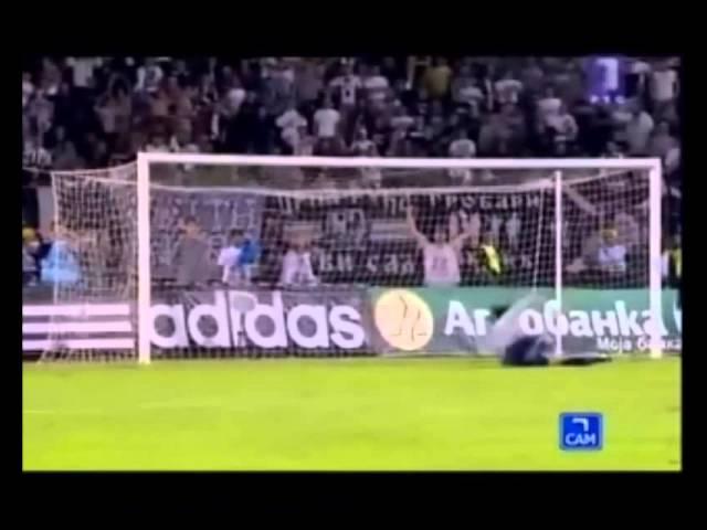 Najlepsi golovi FK Partizan u 21.veku