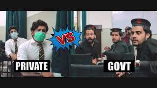 Private School & Govt School After Lockdown | Our Vines | Rakx Production