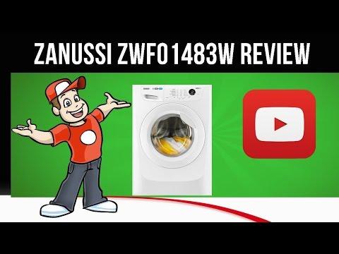 Zanussi ZWF01483W - Washing Machine - ZWF01483W Review