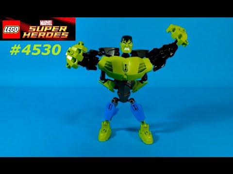 Vidéo LEGO Marvel Super Heroes 4530 : Hulk