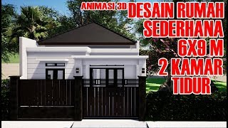 modelfuzziblog: model rumah minimalis ukuran 6x9 m