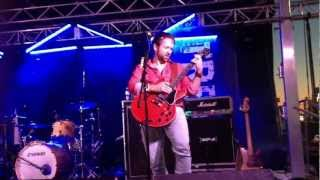 """Trews ~ """"Yearning"""" & """"Oh Canada"""" ~ Solo by John Angus MacDonald LIve in HD Canada Day in Kitchener"""