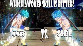 Xenoverse 2 SSBE Vs. SSB! DLC 9 Skill Test