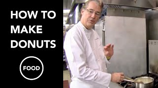 How to Make Doughnuts by Chef Robert Del Grande