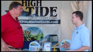 2013 CIC Boat Show - High Tide Marine Cords
