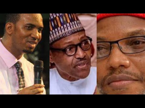 Serious warning to President Buhari on Biafra and Nnamdi Kanu issue.