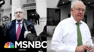 Trump Assembles Made-For-TV Legal Team For Senate Impeachment Trial | The 11th Hour | MSNBC