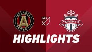 Atlanta United vs. Toronto FC | HIGHLIGHTS - May 8, 2019