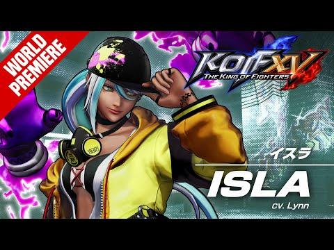 KOF XV?ISLA?Trailer #30 de The King of Fighters XV